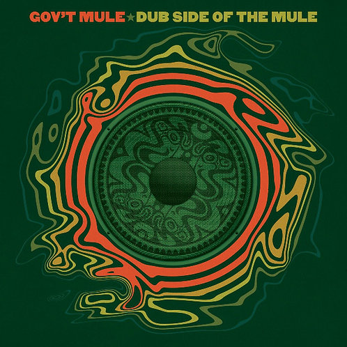 GOV'T MULE 2xLP Dub Side Of The Mule