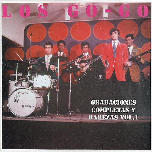 LOS GO-GO LP Grabaciones Completas Y Rarezas Vol. 1