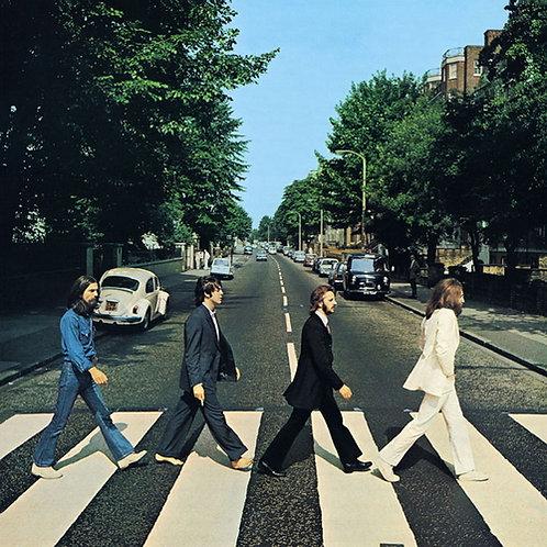 BEATLES LP Abbey Road (UK Original Reissue)