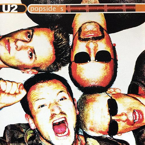 U2 CD Popside's (Remixes)