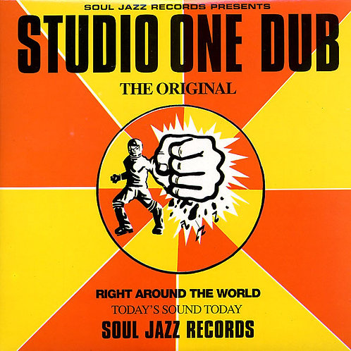 VARIOUS 2xLP Studio One Dub