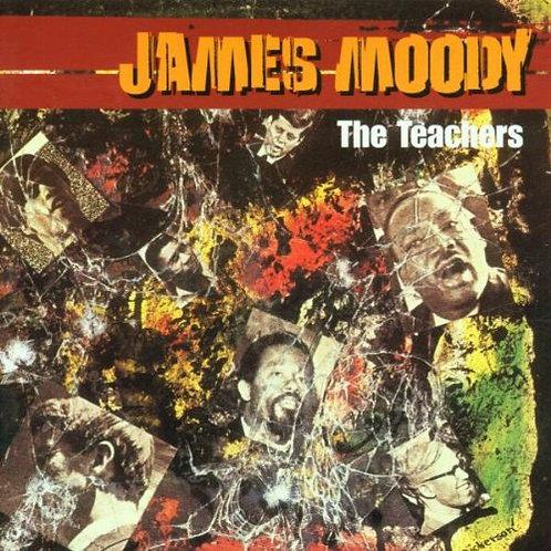 JAMES MOODY 2xCD The Teachers / Heritage Hum