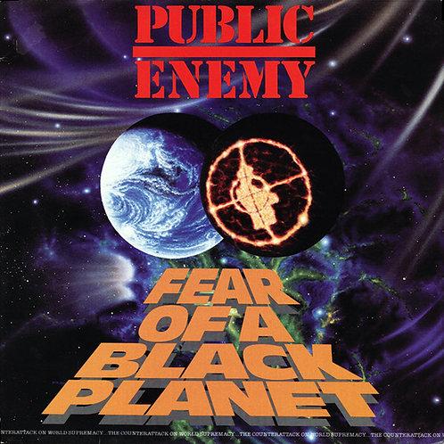 PUBLIC ENEMY LP Fear Of A Black Planet