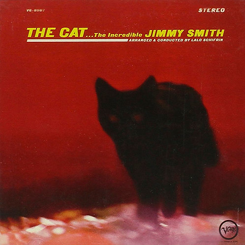 JIMMY SMITH CD The Cat