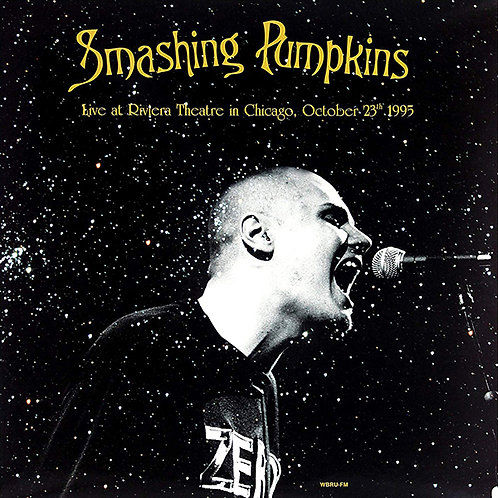SMASHING PUMPKINS 2xLP Live At Riviera Theatre In Chicago, October 23th 1995