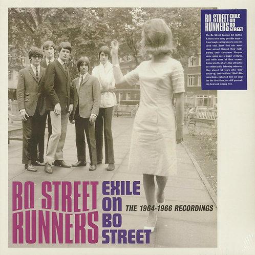 BO STREET RUNNERS LP Exile On Bo Street The 1964-1966 Recordings