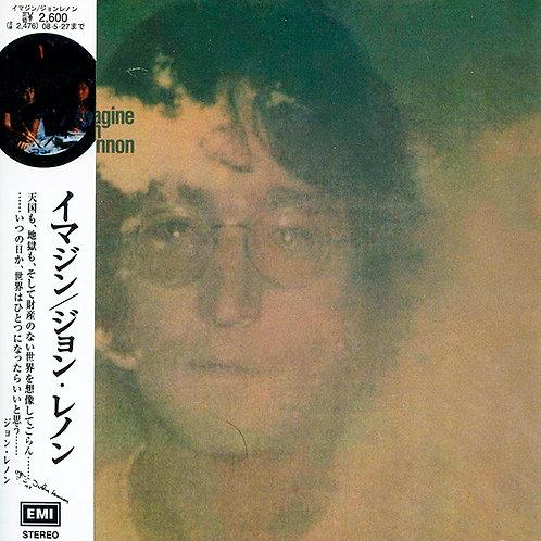 JOHN LENNON CD Imagine (Japan Mini Lp)