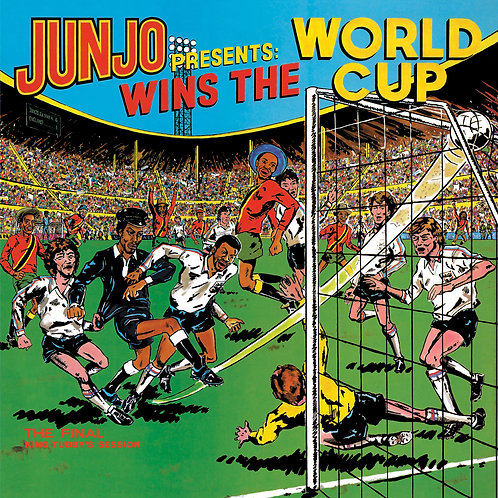 HENRY JUNJO LAWES 2XCD Wins The World Cup (The Final King Tubby's Session)