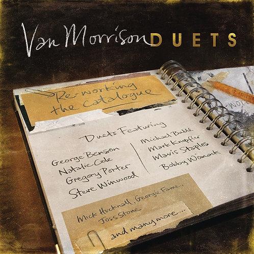 VAN MORRISON 2xLP Duets: Re-working The Catalogue