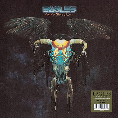 EAGLES LP One Of These Nights