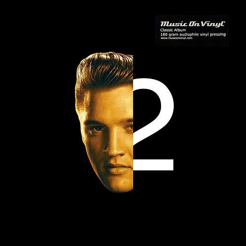 ELVIS PRESLEY 2xLP Elvis 2nd To None (180 gram audiophile vinyl)