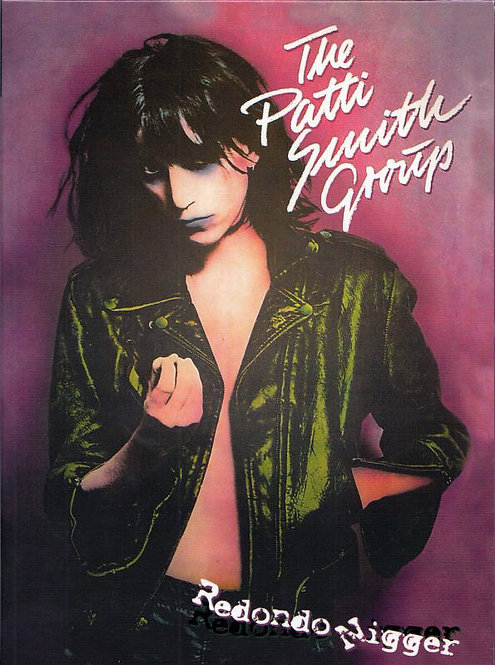 THE PATTI SMITH GROUP DVD Redondo Nigger (Digipack)