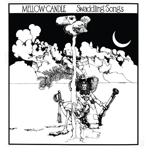 MELLOW CANDLE LP Swaddling Songs (Gatefold Cover)