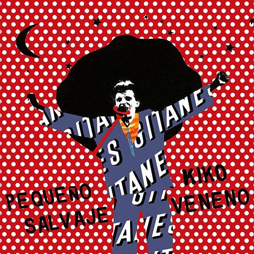 KIKO VENENO LP Pequeño Salvaje (Purple Coloured Vinyl)