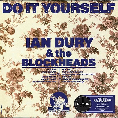 IAN DURY & THE BLOCKHEADS LP Do It Yourself