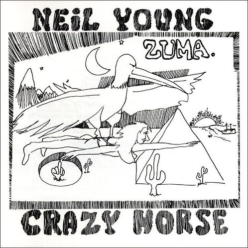NEIL YOUNG AND CRAZY HORSE LP Zuma