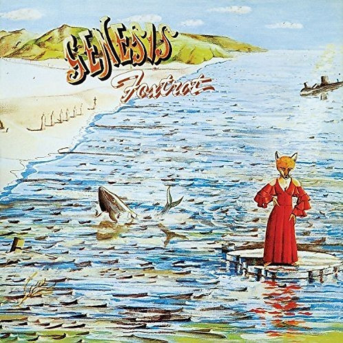 GENESIS LP Foxtrot (Remastered 2016)