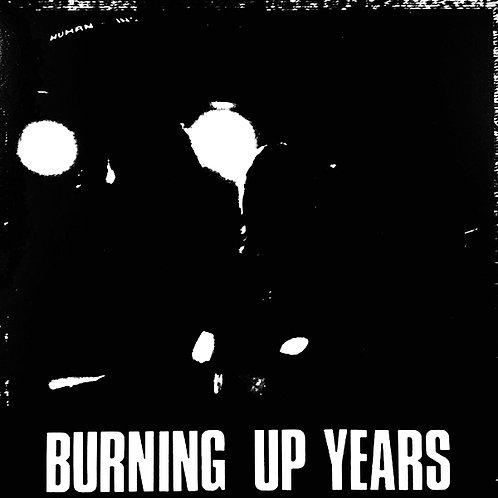 HUMAN INSTINCT LP Burning Up Years
