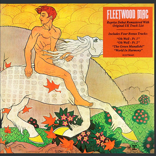 FLEETWOOD MAC CD Then Play On (+ Bonus Tracks)