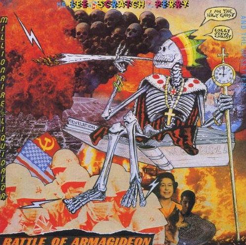 LEE PERRY CD Battle Of Armagideon