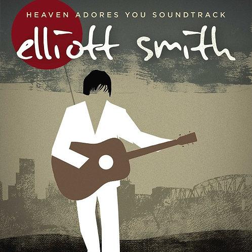ELLIOTT SMITH 2xLP Heaven Adores You Soundtrack