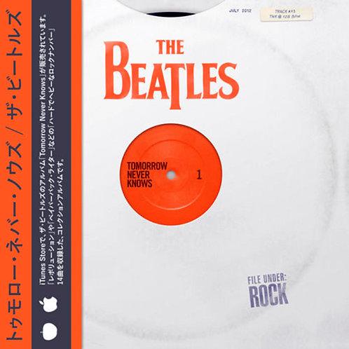 BEATLES CD Tomorrow Never Knows (Japan)