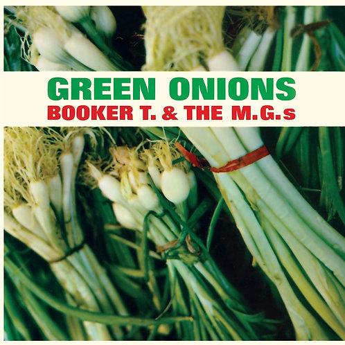 BOOKER T. & THE M.G.s LP Green Onions (Green Coloured Vinyl)