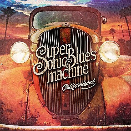 SUPERSONIC BLUES MACHINE 2xLP Californisoul