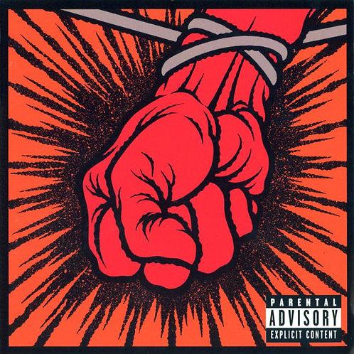 METALLICA CD St. Anger
