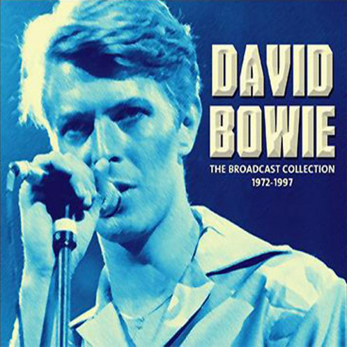 DAVID BOWIE 5xCD The Broadcast Collection 1972 - 1997