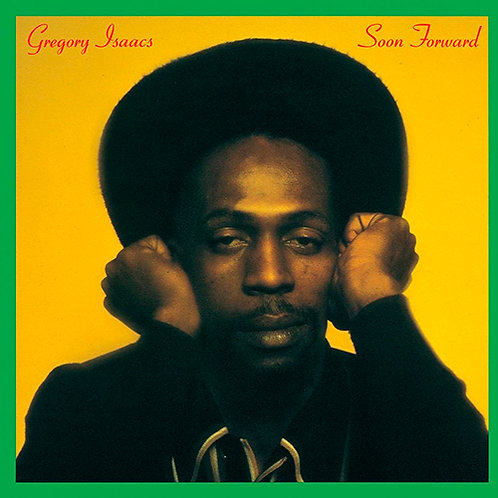GREGORY ISAACS CD Soon Forward