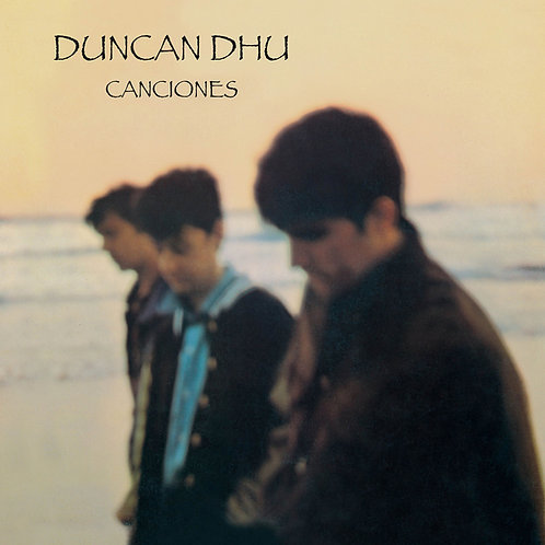 DUNCAN DHU LP+CD Canciones (White Coloured Vinyl)