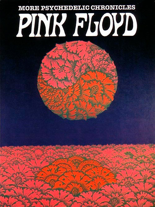 PINK FLOYD DVD More Psychedelic Chronicles (Digipack)