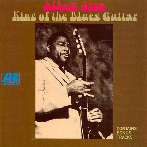 ALBERT KING CD King Of The Blues Guitar