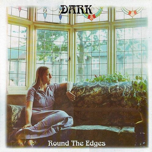DARK LP Round The Edges (Legendary UK Heavy Psych) Gatefold Cover