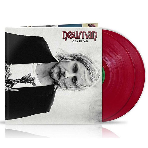 NEUMAN 2xLP Crashpad (Red Coloured Vinyls)