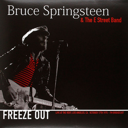 BRUCE SPRINGSTEEN LP Freeze Out