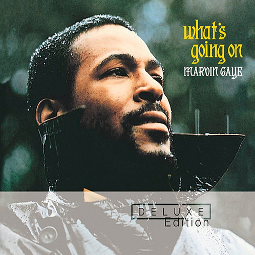 MARVIN GAYE 2xCD What's Going On (Deluxe Edition)