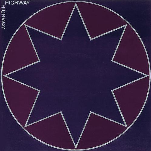 HIGHWAY LP Highway (New Zealand Progressive Blues Rock)