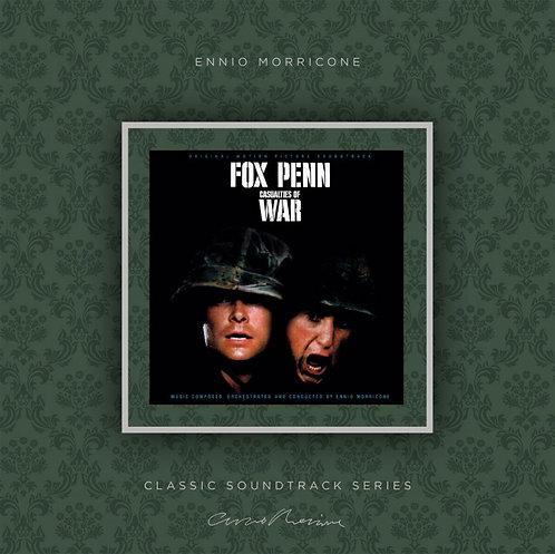 ENNIO MORRICONE LP Casualties Of War (Transparent 180 Gram Vinyl)
