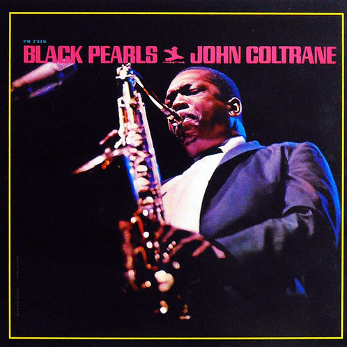 JOHN COLTRANE CD Black Pearls (Digipack)
