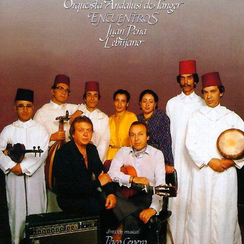 EL LEBRIJANO CD Encuentros Orquesta Andalusi De Tanger
