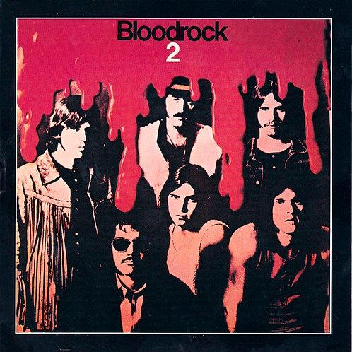 BLOODROCK CD Bloodrock 2 (1970)