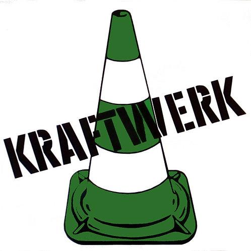 KRAFTWERK LP Kraftwerk 2 Green Pylon (Green Coloured Vinyl)