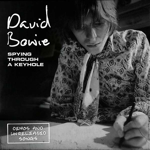 DAVID BOWIE BOX SET 4x7 Spying Through A Keyhole (Demos And Unreleased Songs)