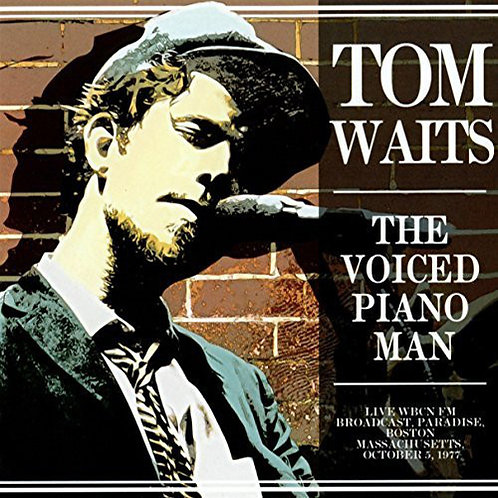 TOM WAITS CD The Voiced Piano Man