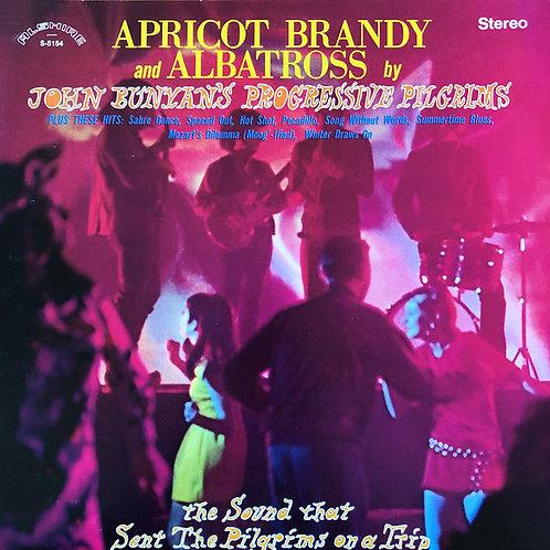 JOHN BUNYAN'S PROGRESSIVE PILGRIMS LP Apricot Brandy and Albatross (Psychedelia)