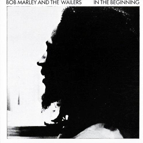 BOB MARLEY CD In the Beginning