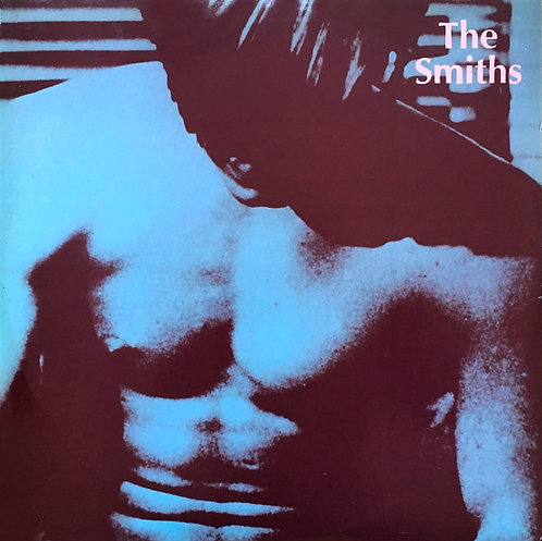 THE SMITHS LP The Smiths (Portuguese Edition)