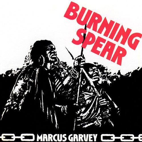 BURNING SPEAR CD Marcus Garvey